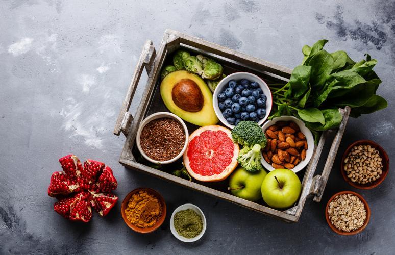 Exatamente como cuidar de nossa saúde e bem-estar com uma dieta correta