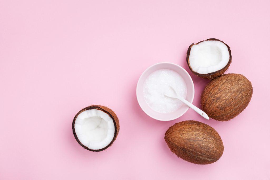 O óleo de coco, seu aliado de beleza