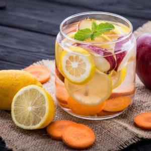 O segredo poderes de citrinos
