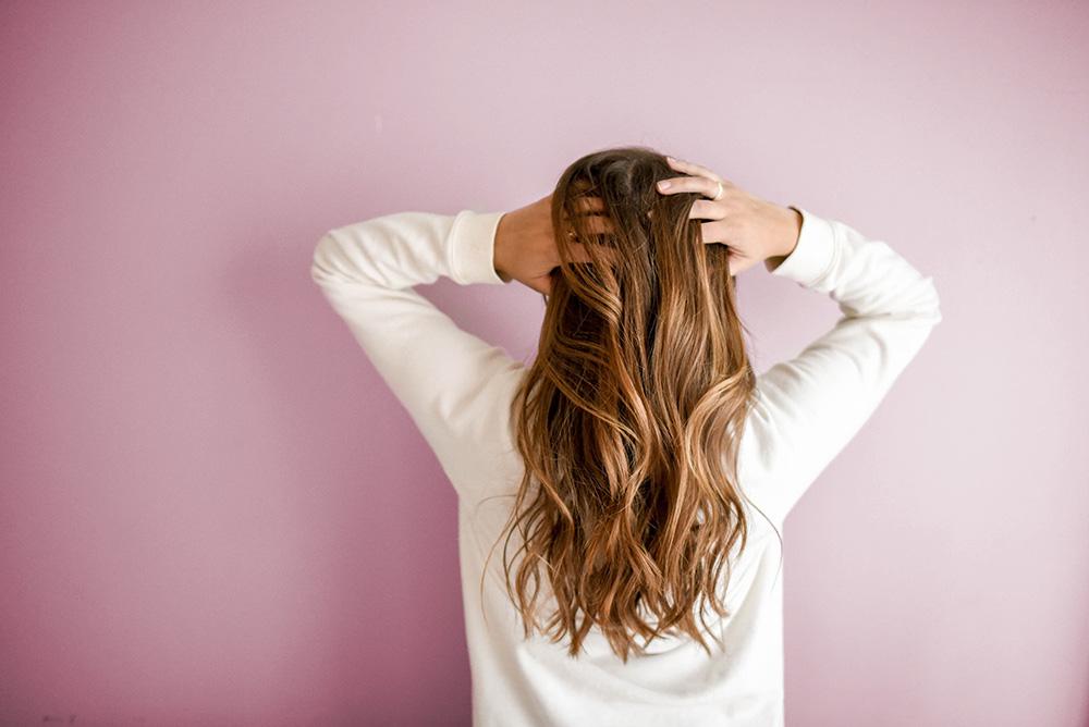 Permitem secar o cabelo normalmente.