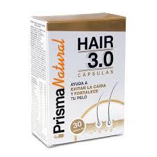 HAIR 3.0 Capsulas - funciona - preço - comentarios - opiniões - farmacia - onde comprar em Portugal