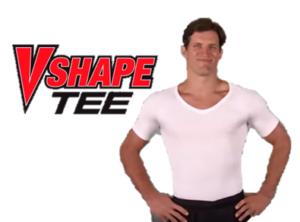 V-Shape tee - funciona - preço - comentarios - opiniões - onde comprar em Portugal