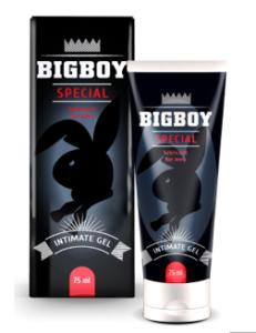 Bigboy Gel - opiniões - comentários - forum
